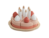 Tort urodzinowy, 25 szt