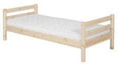 Łóżko krótsze Classic, bezbarwny