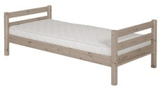 Łóżko krótsze Classic, terra,