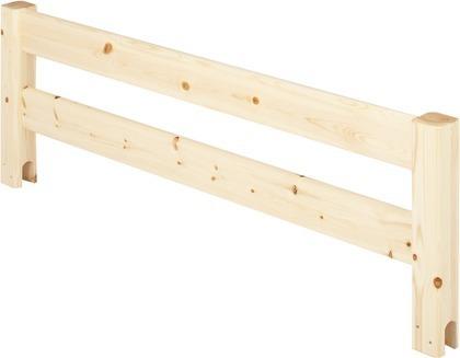 Poręcz zabezpieczająca środkowa z dwoma wejściami, 38x116cm