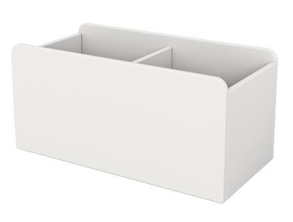 Szuflada na kółkach, 34,7x71x34,5cm, biały MDF