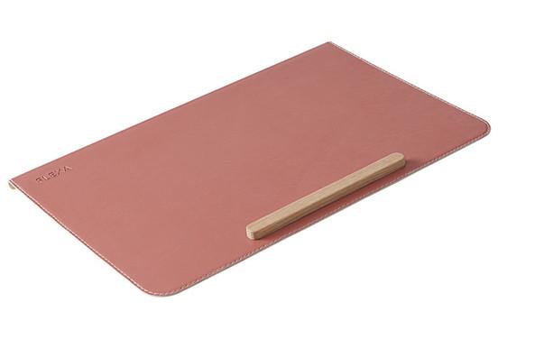 Mata ochronna na biurko (różowa, 2x66x42,8cm)