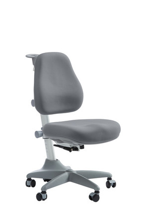 Krzesło VERTO, 7-12 lat, SZARE