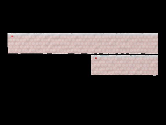 Przedłużki Jednorożec, 25cm, do łożek półwysokich, 2 elementy, 100% bawełna,