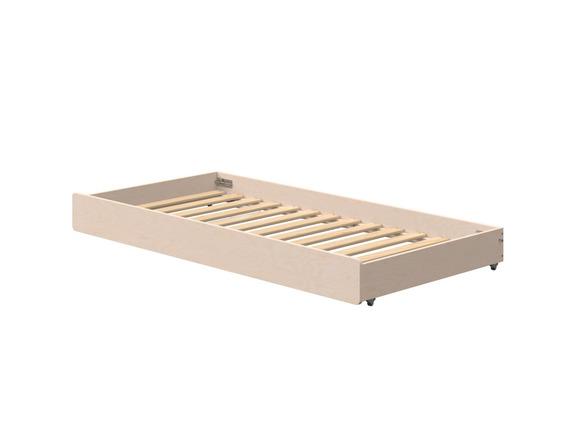 Łóżko wysuwane do łożka BIRK, potrzebny materac 90x190cm