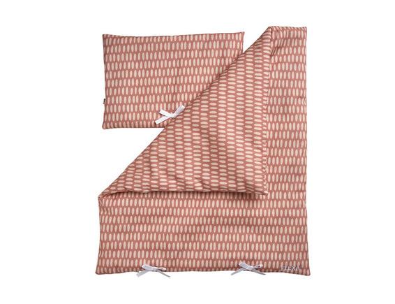 Kołdra i poduszka do łóżeczka