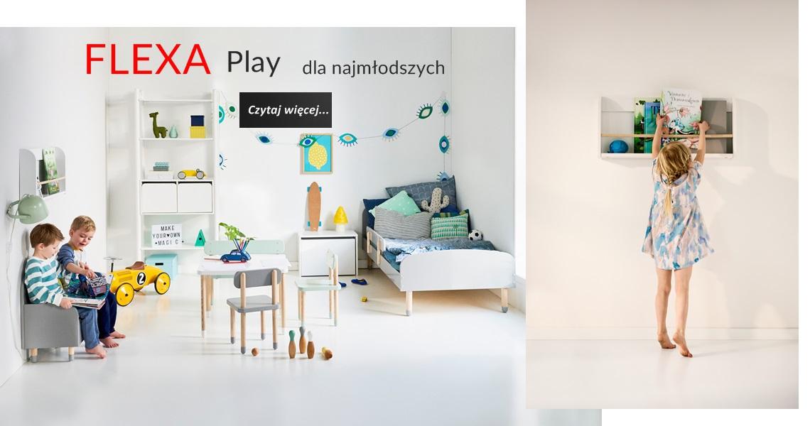 #FlexaPlay - designerskie meble dla dzieci
